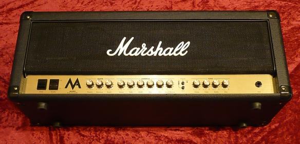 Marshall MA50H Topteil