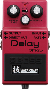 BOSS Waza DM-2W Analog Delay