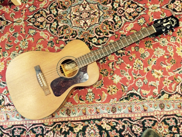 Guild M20 made in USA