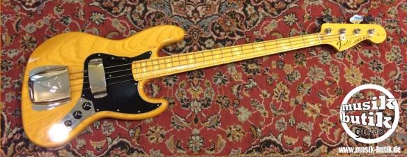 Fender 75 Jazzbass 1