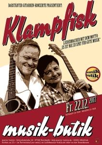 Klampfisk Darstädter Gitarren-Konzerte
