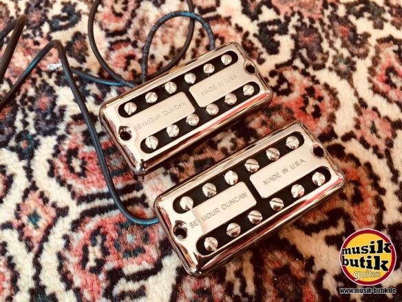 Seymour Duncan Psyclone Vintage Pickup - Nickel