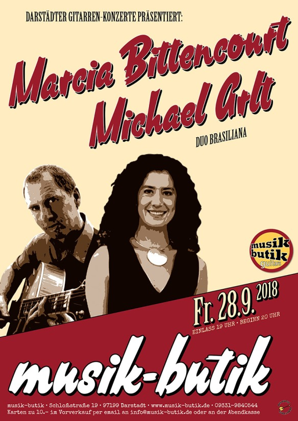 Marcia Bittencourt & Michael Arlt