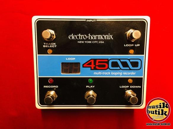 Electro Harmonix 45000 mutli-track looping recorder Footswitch gebraucht.jpg