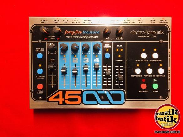 Electro Harmonix 45000 mutli-track looping recorder gebraucht.jpg
